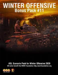 ASL : Winter Offensive Pack 11 (2020)